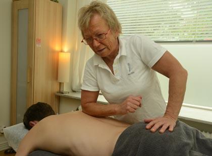 Medicinsk och <br/>terapeutisk massage